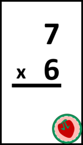 Free Resource - Multiplication Facts